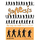 "The Way We Walk Live in Concert [2 DVDs]von ""Genesis"""