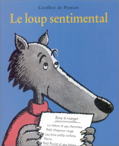 Le personnage du LOUP dans la littérature jeunesse