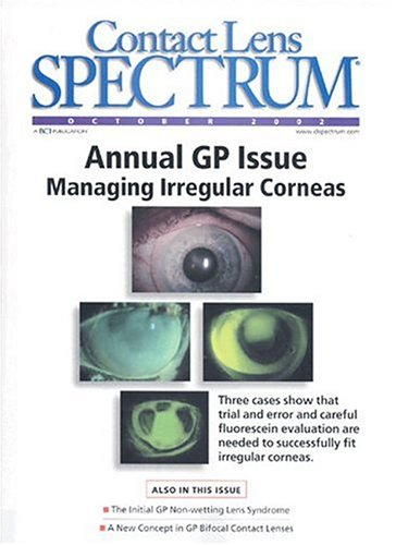 Best Price for Contact Lens Spectrum Magazine Subscription