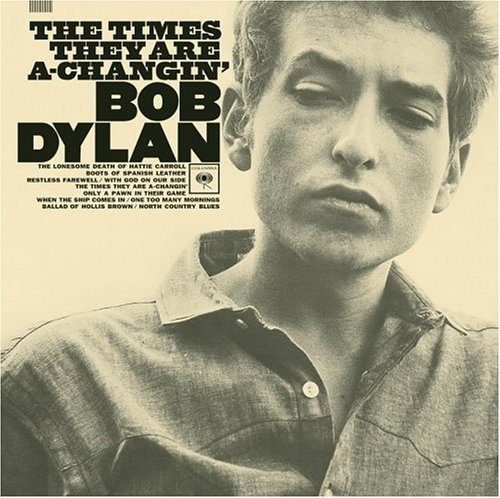 Bob Dylan - Times They Are A Changin - Zortam Music