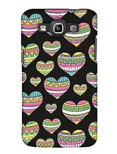 Print Haat Back Cover for Samsung Galaxy Grand Quattro (Multi-Color)