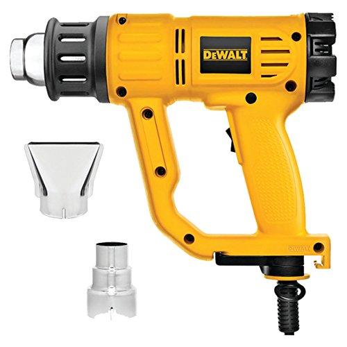 DeWALT-Heiluftpistole-D26411-1800-Watt-bis-600-C-zwei-Geblsestufen