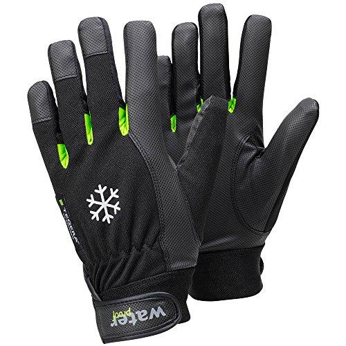 Ejendals-Handschuh-Tegera-517-aus-Synthetikleder-Gre-11-1-Stck-schwarz-grn-517-11
