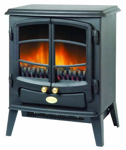Dimplex TNG20R Tango Traditionally Styled Optiflame Effect Electric Stove, 2 Kilowatt