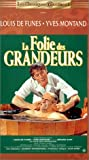 echange, troc La Folie des grandeurs [VHS]