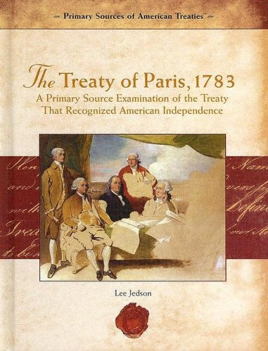 Treaty of Paris Summary | BookRags.