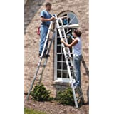 Werner 22-Foot Type 1A 300-Pound Duty Rating Telescoping Multiladder #MT-22