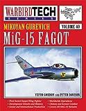 Image of Mikoyan Gurevich MiG-15 Fagot - Warbird Tech Vol. 40