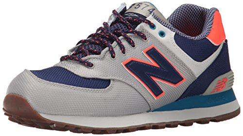 New Balance NBML574EXC Scarpe da Atletica Uomo, Grigio (Stone Grey), 43