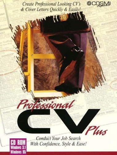 Professional CV Plus