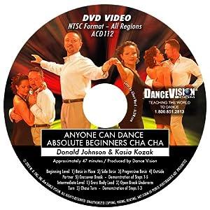 Amazon.com: Anyone Can Dance: Foxtrot: Kasia Kozak: Movies ...