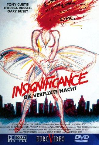 Insignificance / Ничтожество (1985)