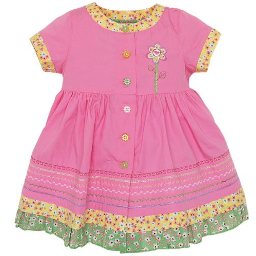 button flower dress - Buy button flower dress - Purchase button flower dress (The Children's Place, The Children's Place Apparel, The Children's Place Toddler Girls Apparel, Apparel, Departments, Kids & Baby, Infants & Toddlers, Girls, Skirts, Dresses & Jumpers, Dresses)