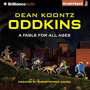 Oddkins Audiobook