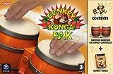 Donkey Konga (Includes Bongos) (GameCube)