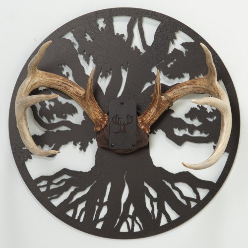 Strutt Your Buck Antler Mount Kit – Tree of Life
