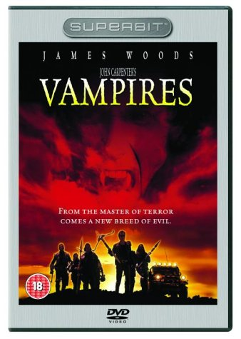 John Carpenter's Vampires [Superbit] [DVD] [1999]