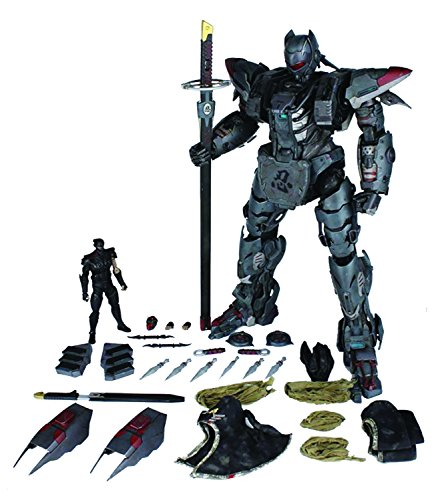 ThreeZero FullMetal Ghost: Shadow Blade Scale Figure