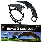 SE KFD359 Hawkbill Blade Hunting Knif...