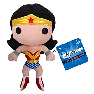 Wonder Woman Plushies