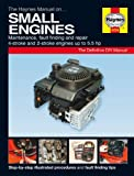 Haynes Small Engine Manual Including an AA Microfibre Magic Mitt