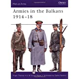 "Armies in the Balkans 1914-18 (Men-at-Arms)von ""Nigel Thomas"""