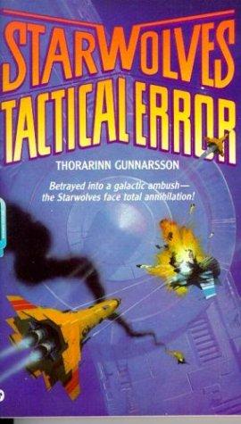 The Starwolves: Tactical Error - Book #3, Thorarinn Gunnarsonn