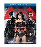 Batman v Superman: Dawn of Justice (3 Disc) (Bilingual) [Blu-ray]