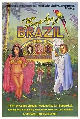 Bye Bye Brazil POSTER Movie (27 x 40 Inches - 69cm x 102cm) (1980)