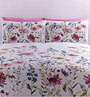 Floral Print Bedset