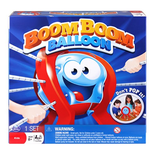Spin Master Games - Boom Boom Balloon Board Game