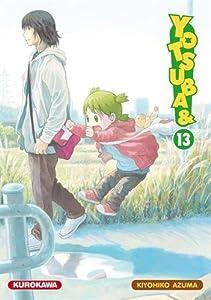 Yotsuba Edition simple Tome 13