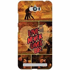 Printland Phone Cover For Asus Zenfone Max ZC550KL