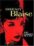 Modesty Blaise: The Gabriel Set-Up (Modesty Blaise (Graphic Novels)) (Bk. 1) (1840236582) by Peter O'Donnell