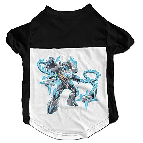 Spike Cannon Max Steel Hi-Q Dog Clothes Sweaters Shirt Hoodie For Puppy (Hot Dog Cannon compare prices)