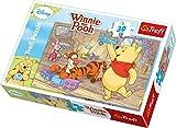 Trefl 18153 Puzzle Classique Winnie The Pooh 30 Pièces