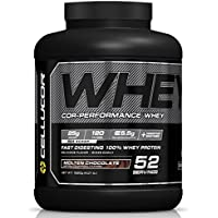 Cellucor Cor-Performance 100% Whey Protein Powder with Whey Isolate (4.01 Lb. Molten Chocolate/G4)