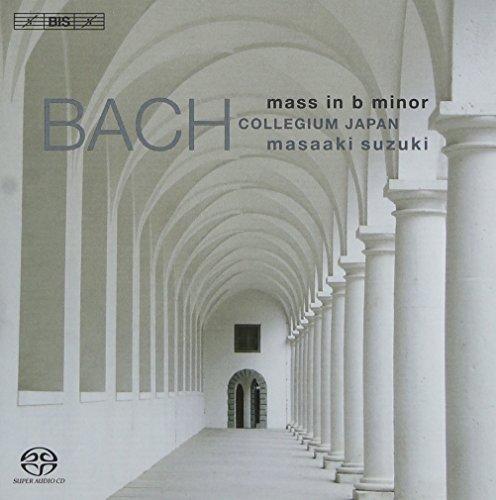 J.S. BACH MASS IN B MINOR BACH COLLEGIUM JAPAN / SUZUKI