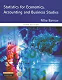 img - for Statistics for Economics, Accounting and Business Studies by Mr Mike Barrow (2001-04-11) book / textbook / text book