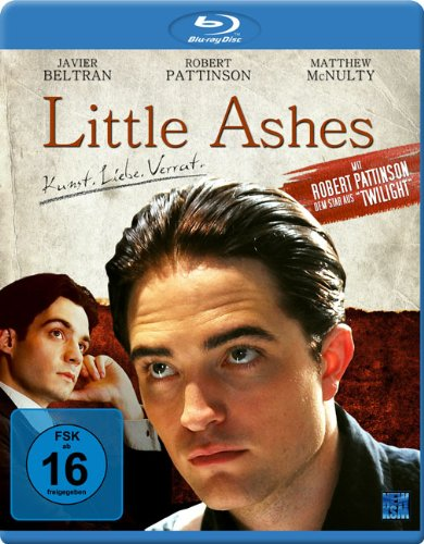 Little Ashes [Blu-ray]