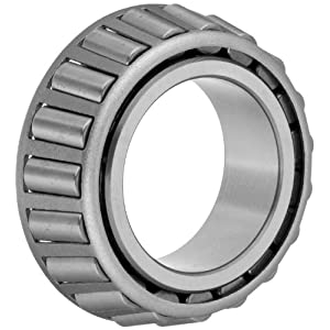 Bore Tolerances For Bearings http://www.amazon.com/Timken-LM48549-Precision-Tolerance-Straight/dp/B007AD8W1Y