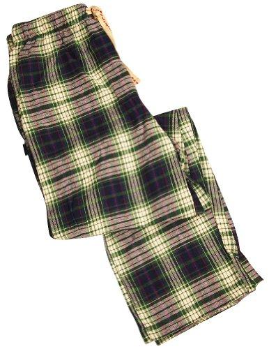 izod-mens-plaid-flannel-lounge-pants