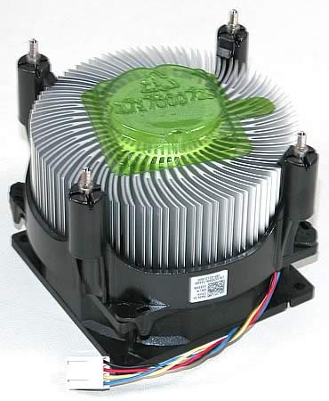 Dell Inspiron 545 560 DT Heatsink & Fan C955N dell inspiron 545 560 dt heatsink