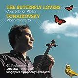 Chen;He: Butterfly Lovers Violin Concerto; Tchaikovsky: Violin Concerto