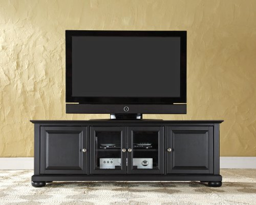 Sale Crosley Furniture Alexandria 60 Inch Low Profile Tv Stand Black