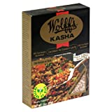 Wolff's Kasha, Medium, 13-Ounce Boxes (Pack of 12) ~ Wolff's