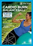 Cardio Burn Balanceball - DVD