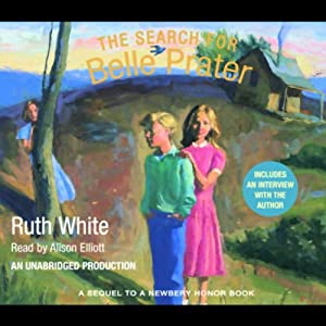 The Search for Belle Prater | [Ruth White]