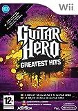 echange, troc Guitar Hero Greatest Hits jeux seul Wii [import Espagnol](jeux en francais)
