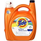 Tide Plus Bleach Alternative Liquid Laundry Detergent, Original Scent, HE Turbo Clean, 138 oz, 72 loads